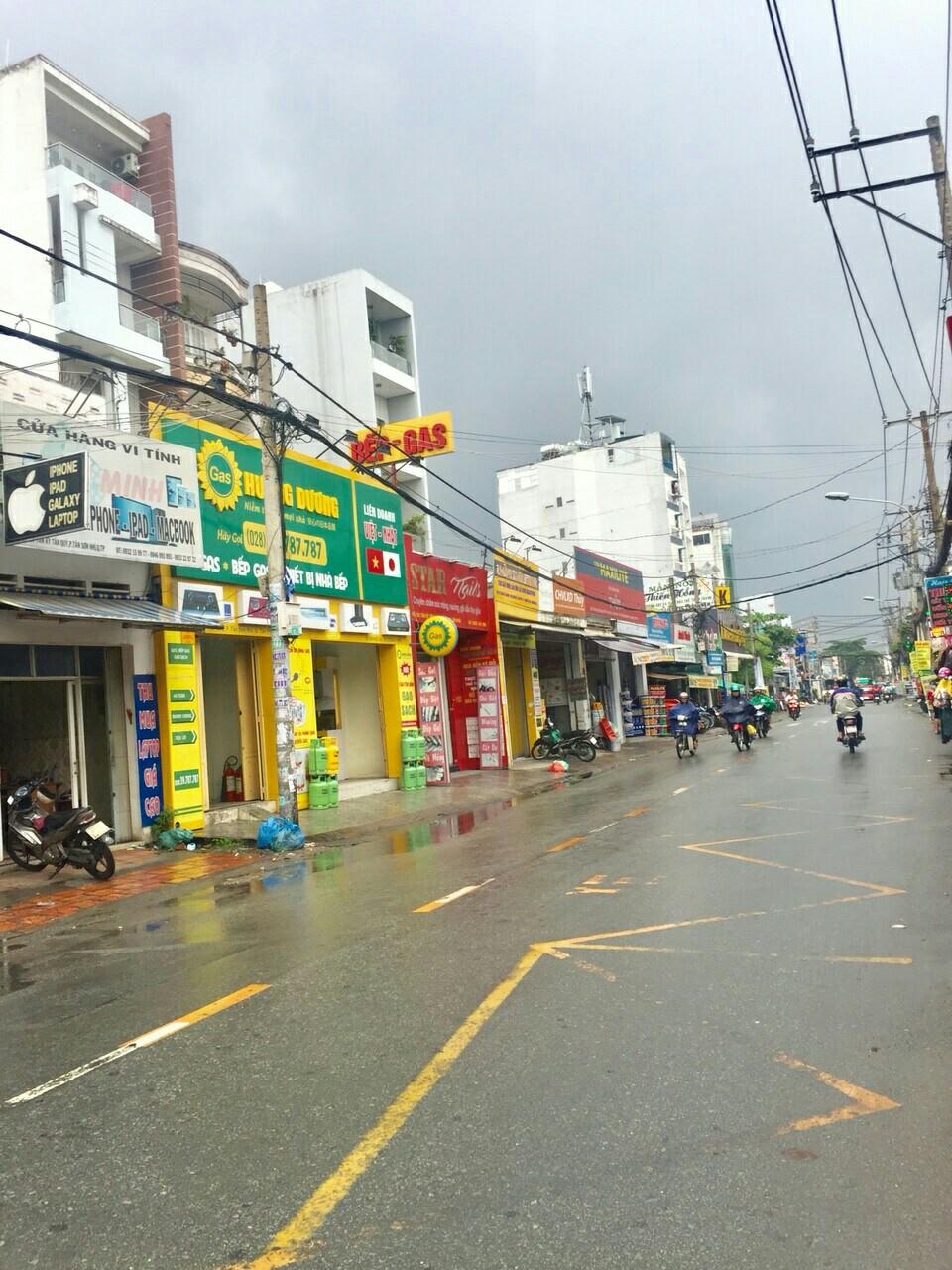 Nhà mặt tiền Tân Kỳ Tân QUý, Tân Phú, dt: 186m2, giá tốt: 20 tỷ
