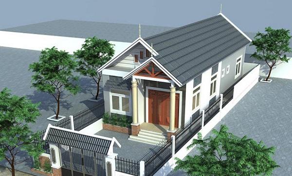Nhà cấp 4 chính chủ ở Thanh Trì 40m2