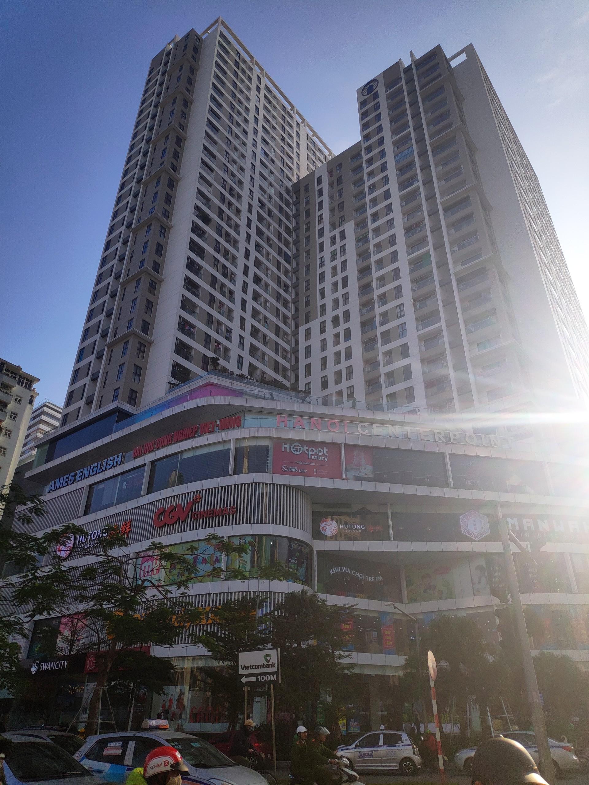 Cho thuê mặt bằng kinh doanh tại tầng 1 đường Lê Văn Lương - Hoàng Đạo Thúy