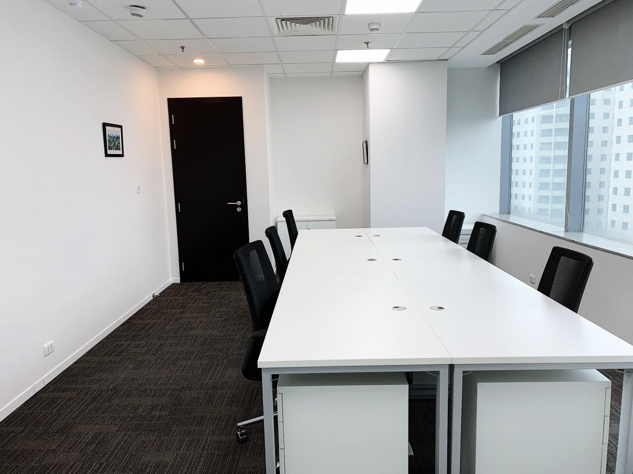 Cho thuê văn phòng từ 2-15 nhân viên - Tòa nhà Hạng A Diamond Flower - Trung tâm Quận Thanh Xuân