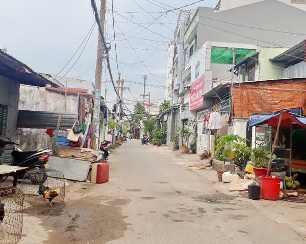 Cho thuê nhà nguyên căn 70m2 - 6, 5 Triệu , 300/34 Nguyễn Văn Linh, P. Bình Thuận, Quận 7