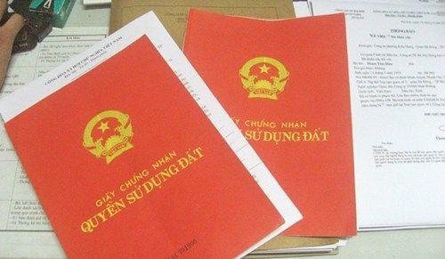 Cấp giấy chứng nhận quyền sử dụng đất chồng nhau