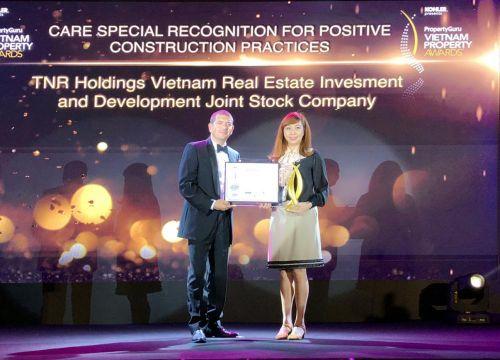 TNR Holdings Việt Nam thắng nhiều giải lớn tại Property Awards 2018